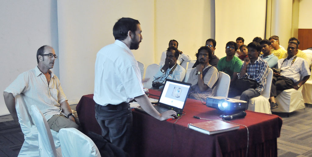 Pondy Photo 2014 brings you The Future of 3D Modelling in India