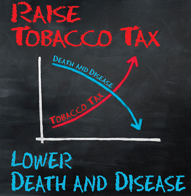 World No Tobacco Day: Raise tobacco tax, lower death and disease