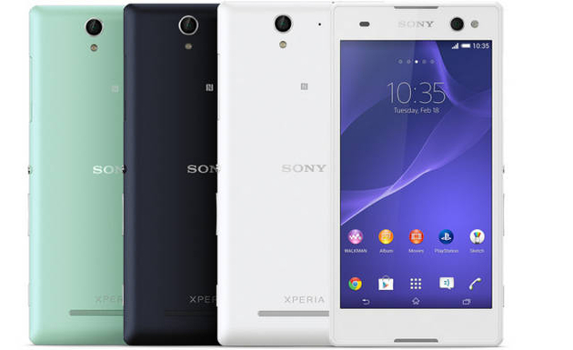 Sony Xperia C3: The 'Proselfie Cam' Phone